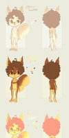 .:Fursona Mini Ref/Mini Crisis :. [Vote?] by Pieology