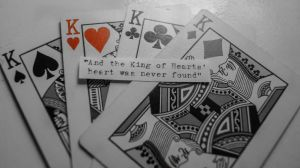King of Hearts by l0zt