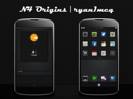 N4 Origins by ryan1mcq