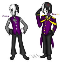 Request: Fancy Clothes by xXThe-Ice-ReaperXx