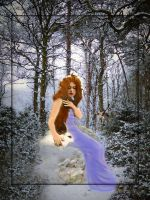 Snow Queen by LindArtz