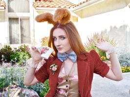 Mad as a March Hare 1 by jezzy