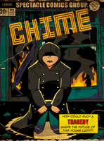 Chime issue 1 by MichaelJLarson