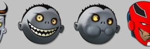 A few more... by MiG-05