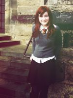 Lily Potter by LightMagicalLady