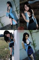 Rinoa Cosplay by Archercalloway