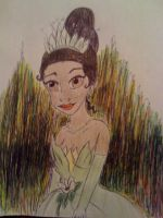 Tiana-Princess and the Frog by Boggin