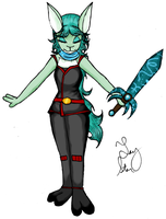 Tay the Kyrii Avatar by eternalsailorchaos