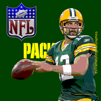 Aaron Rodgers (Packers) ExTremelyOriginalGraphics1 by Keiffer-Boy