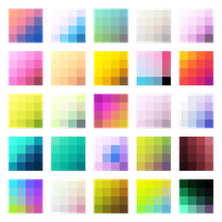 Random Color Palettes by JAYWlNG