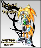 Lu Raziel the Porcupine by lu-raziel