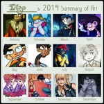 2014 WOW INCREDIBLE by ghostsweater