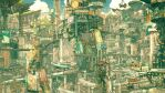 Old Modern City by VegaXHatsune
