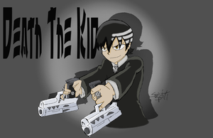 Death The Kid by Swiftspill