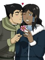 Borra - Gimme a Kiss by Erisabetta