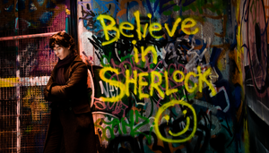 SHERLOCK: Believe in Sherlock by Shigeako