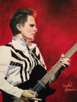 The 2nd Law of Matthew Bellamy by tomyyeahyeah