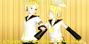 What Is A Friend? by ImNotYourAmusement