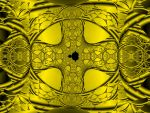 Filigree Yellow by element90