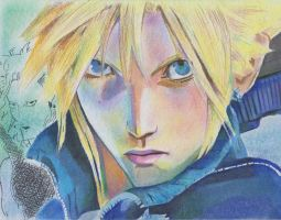 pastel ,pencil of cloud by Amanoobaricom