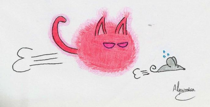 Angry Kitty by Alquimica