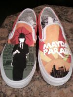 Mayday Parade: SHOES by checkTHISjuliet