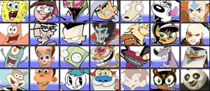 What if Nicktoons Had a Decent Fighting Game by CellularSP