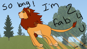 Lion Simboo by The-Smile-Giver