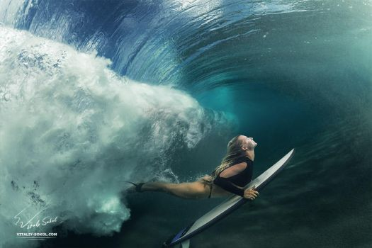 Surf Now by Vitaly-Sokol