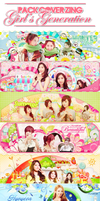 [Pack Cover Zing] I LOVE SNSD by MiunLuff13