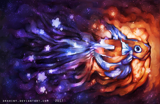 The Starmaker by Drahiny
