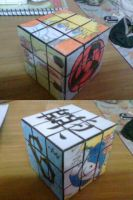 RubikCube03 by mortieru