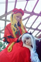 Rozen Maiden- Don't let me go. by TanyaReel22