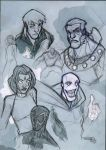 Exiles - Faces by DenisM79
