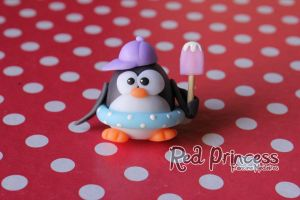 Pinguin by theredprincess