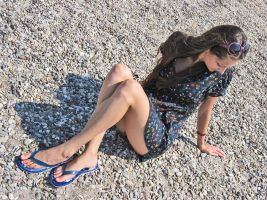 dreaming on the stones by girls-n-stylestock