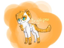 ME AS A WARRIOR CAT by OC79