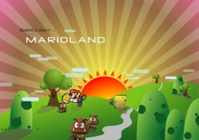 A day in MarioLand Revised by Cixxy