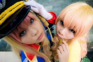 The Sheryl Nome-s by yyumii