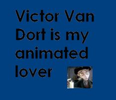 Victor Van Dort is my LOVER by CaptainJacksGirl6