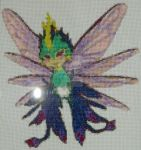 Toothiana cross stitch by Cafcow