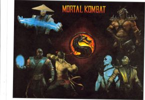 Mortal Kombat FIGHT by The37thChamber