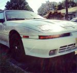My Real Project the Supra by MikiElf