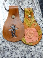 Leather 64 65 - Keychains by dragoon811