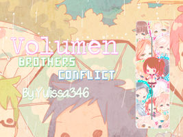 Volumen Brother Conflict By Yulissa346 by yulissa346