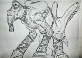 silent hill creature by amadeus450