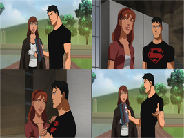 Superboy and Miss Martian ep10 by rocky-road123