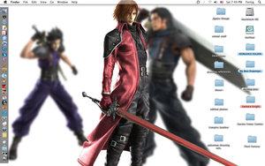Final Fantasy CC Desktop by Rukia1000
