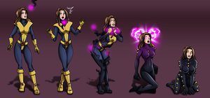 Kitty Pryde-Hound (TF-sale commission) by Re-Maker