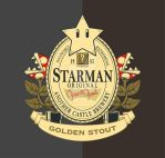 Starman Original Golden Stout by Magmakensuke